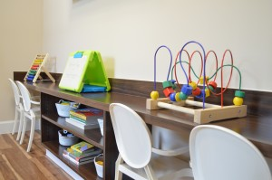 Kids Room: Games Area