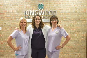 Our Team: Allison, Dr. McIver, & Savannah