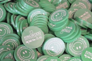 Collect Up To 5 Kingwood Coins Per Visit