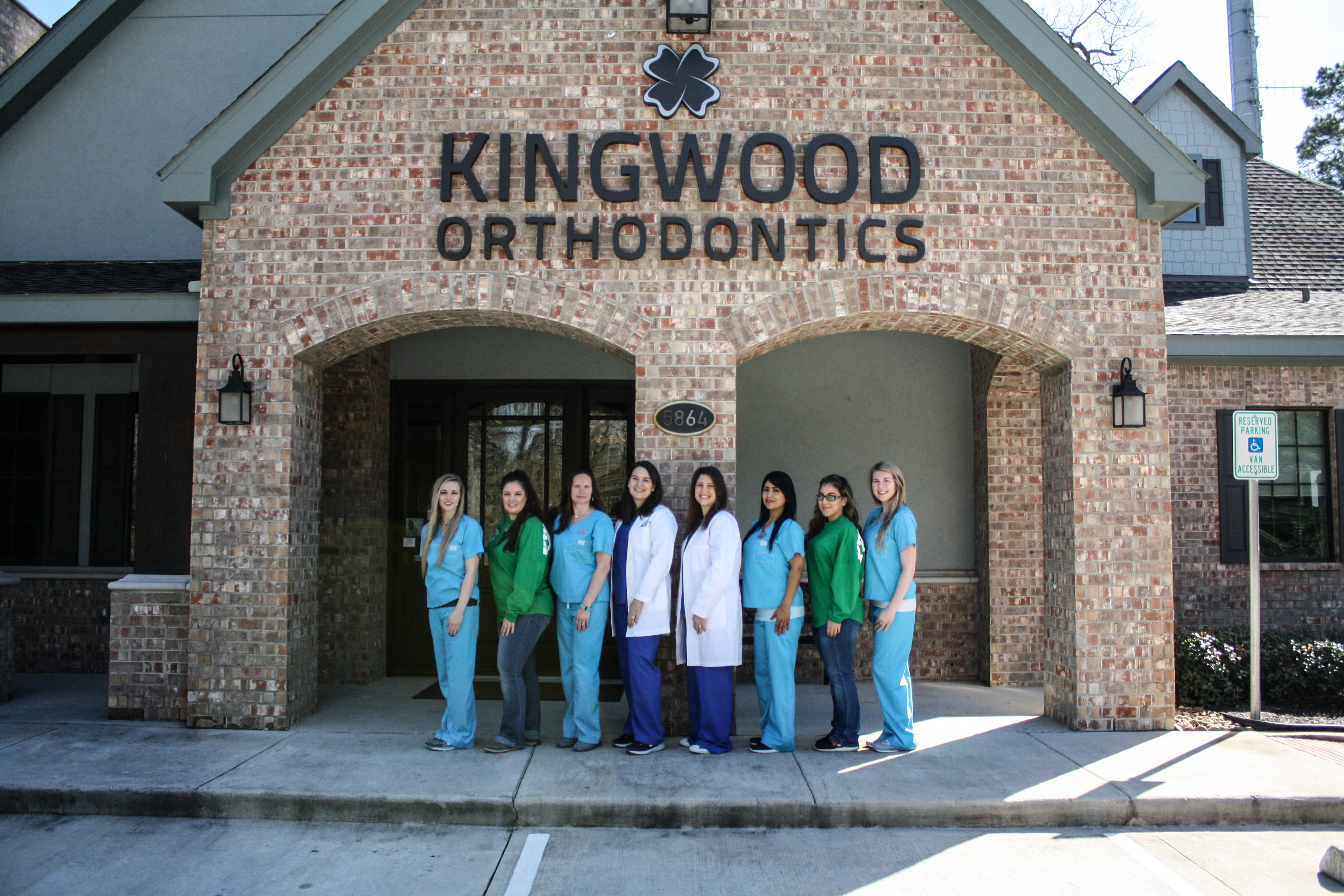 The Kingwood Orthodontics Team